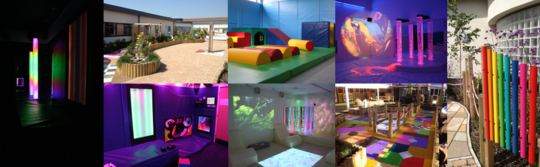 Sensory Technology Ltd - Design, installtion and sales of floor projection systems, sensory rooms, sensory gardens, sensory pools and soft play areas